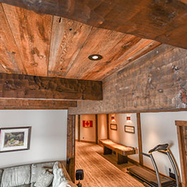 Timber Frame Home Ceilings